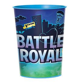 Amscan Battle Royal 16oz. Favor Cup - 1ct.