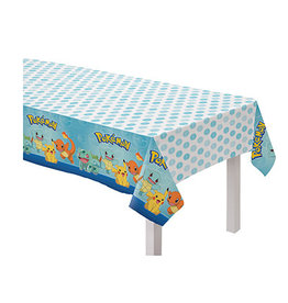 """Amscan Pokeman Classic Table Cover - 54"""" x 96"""""""