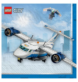 Amscan Lego City Lunch Napkins - 16ct.