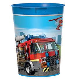 Amscan Lego City 16oz. Favor Cup - 1ct.