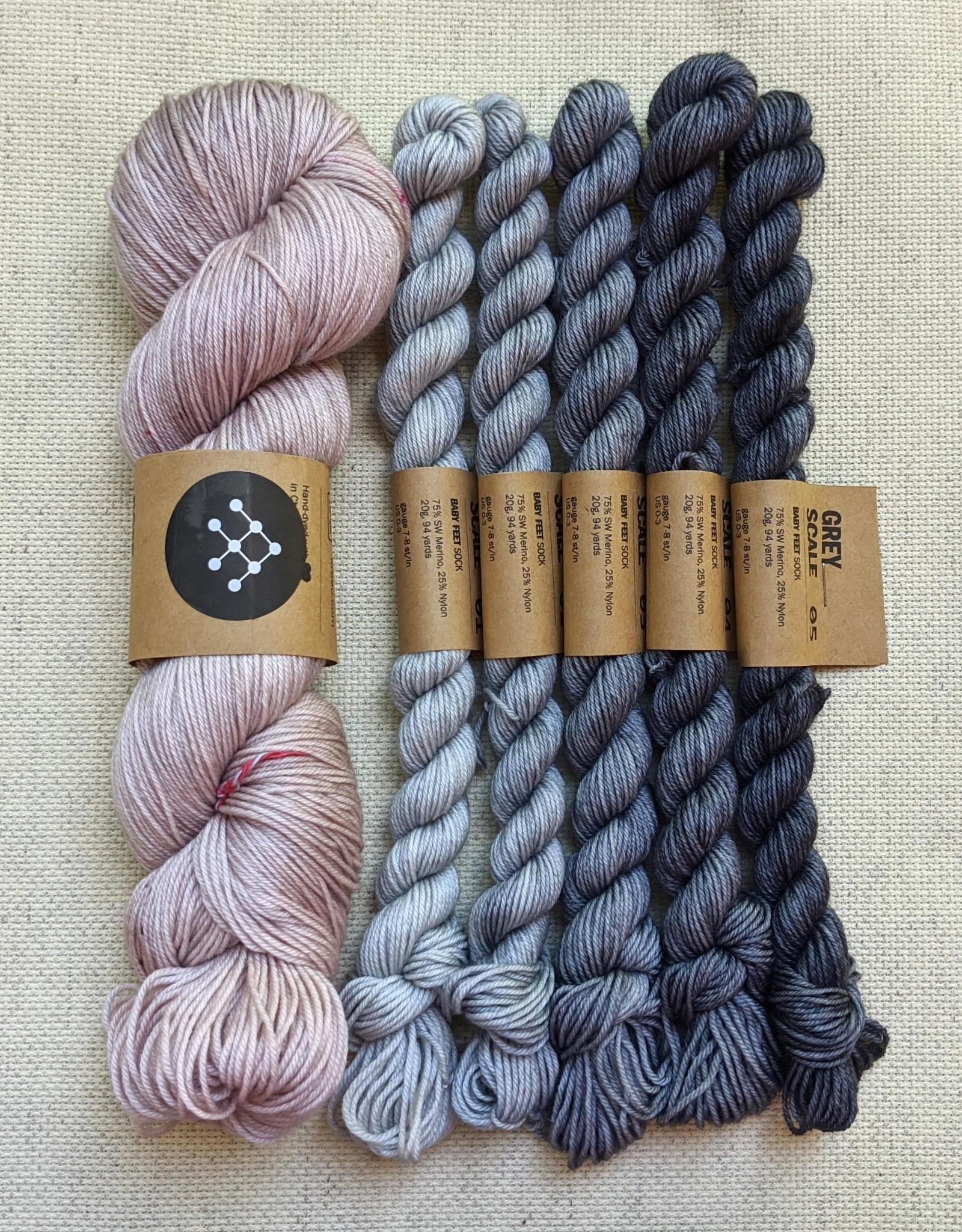 Fuzz Family Yarn Crawl 2020 Kit