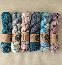 Fuzz Family Five Skein Fade Set