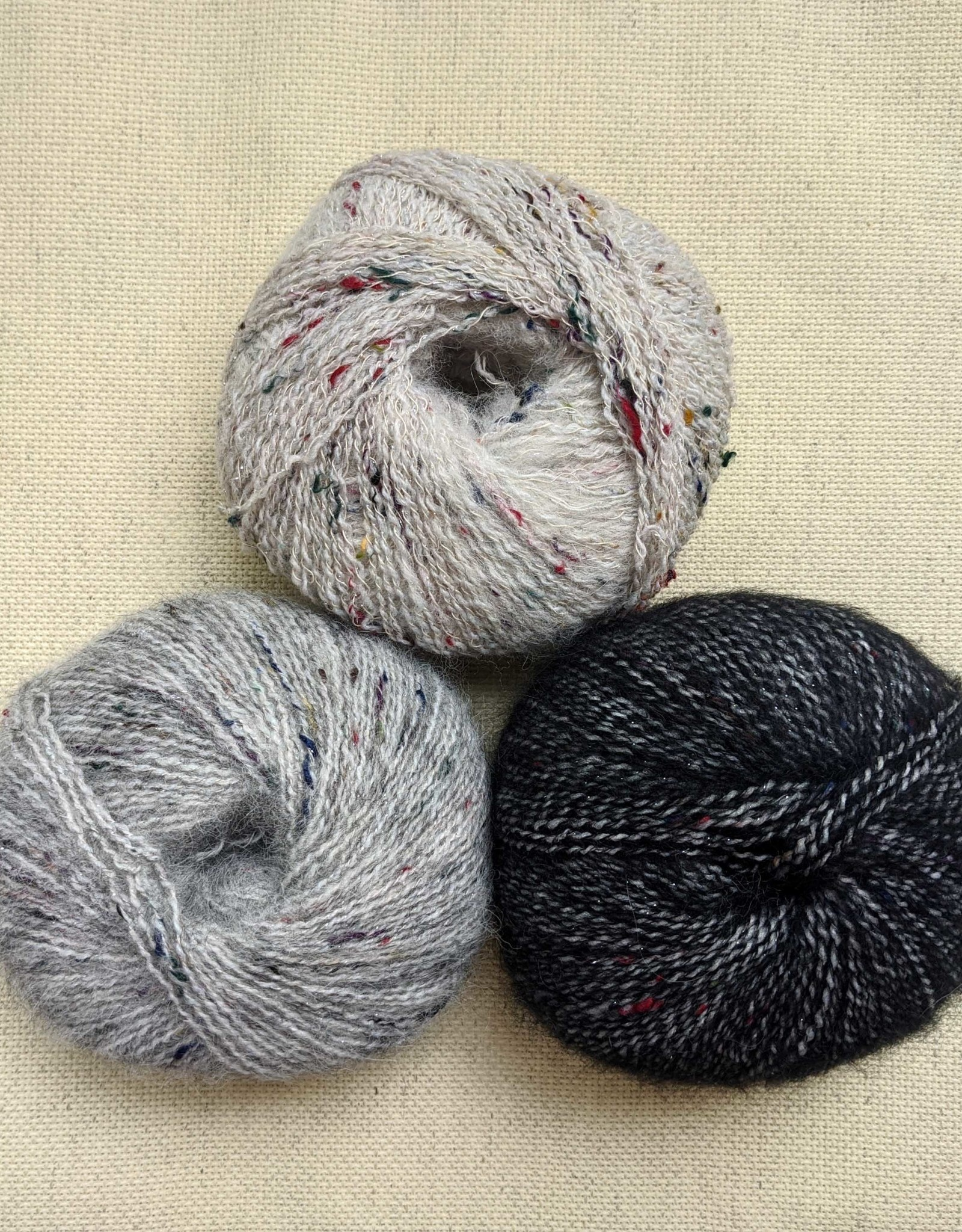Nina Chicago Speckles & Tweed Kit