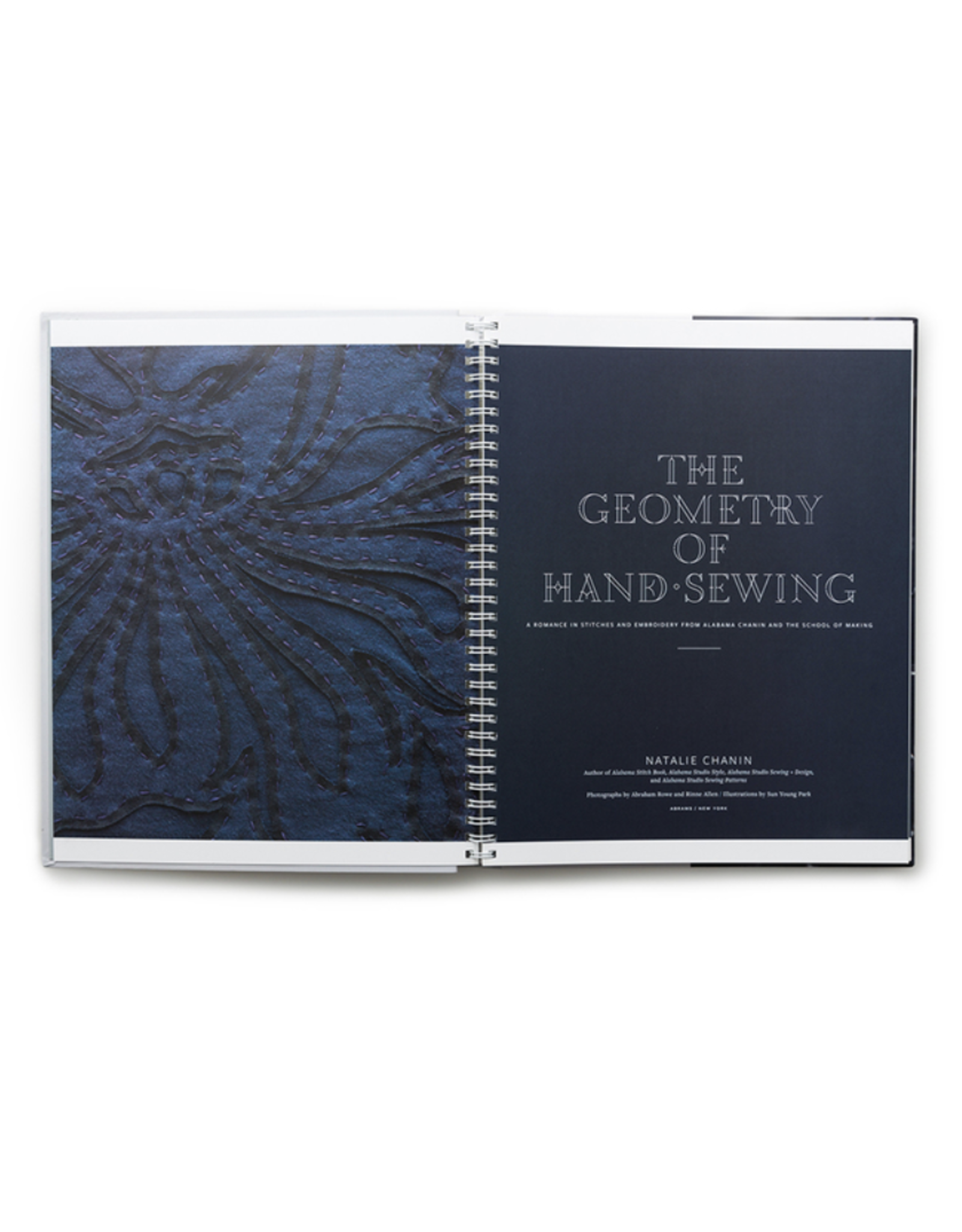 The School of Making The Geometry Of Hand-Sewing: A Romance In Stitch