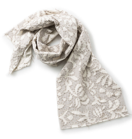 The School of Making All-Over Slim Scarf DIY Kit