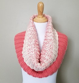 Nina Chicago 2x2 Ribbed Cowl Kit