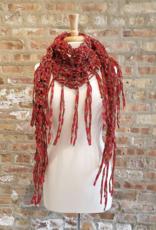 Nina Chicago Precious Wildflower Shawl Kit