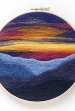 Felted Sky Needle Felting Kit