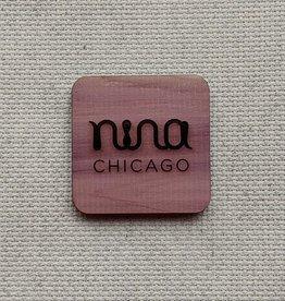 Katrinkles Nina Chicago Cedar Block