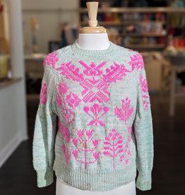 Fuzz Family Bouquet Sweater Kit