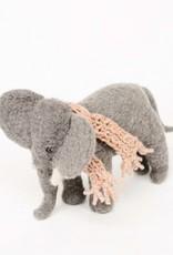 Handspun Hope Felted Animal Sculpture