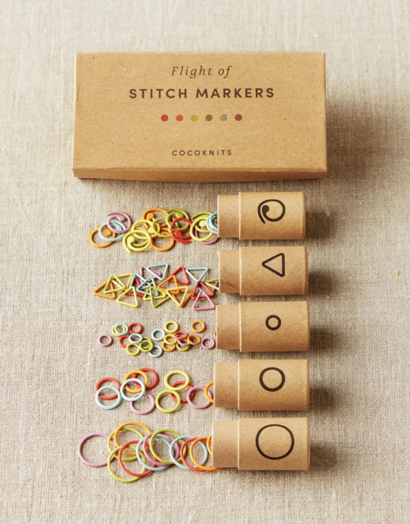 Cocoknits Stitch Markers