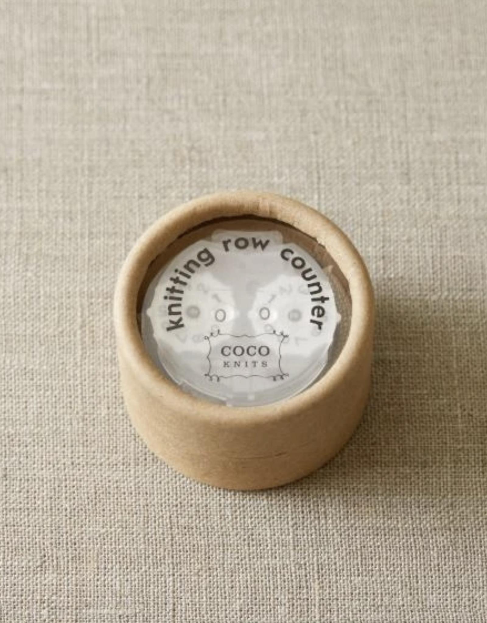 Cocoknits Knitting Row Counter