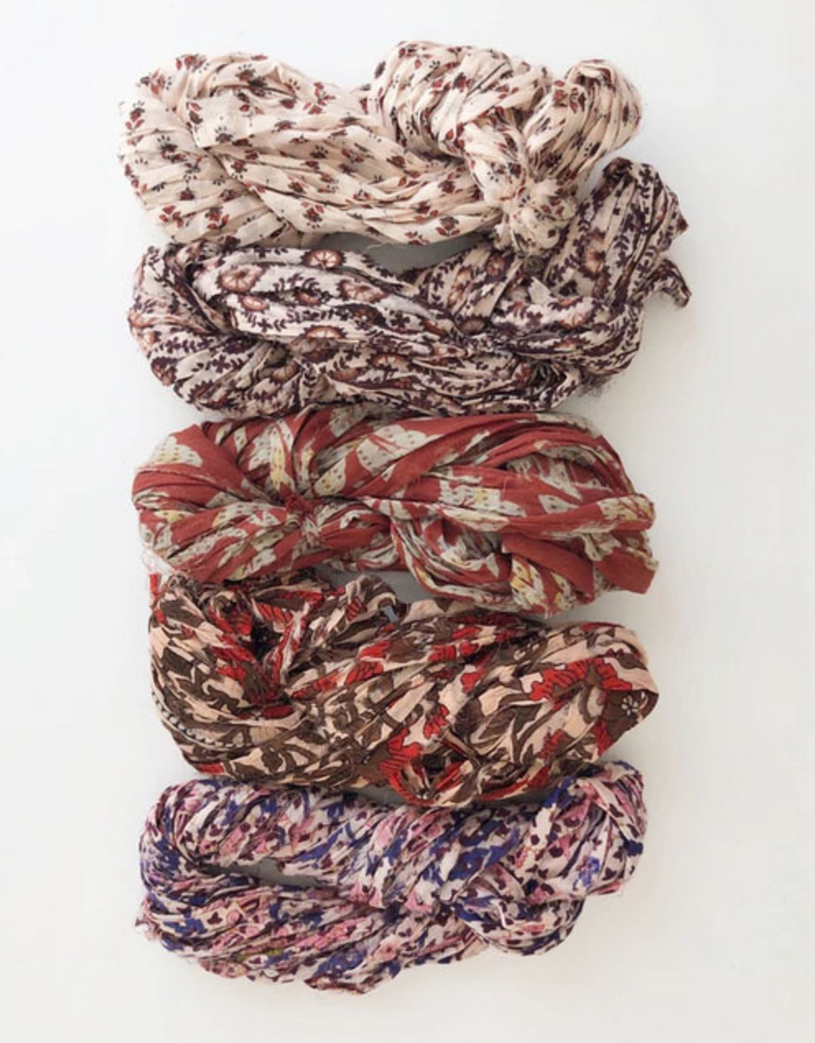 Knit Collage Wildflower Mini Skein Kit