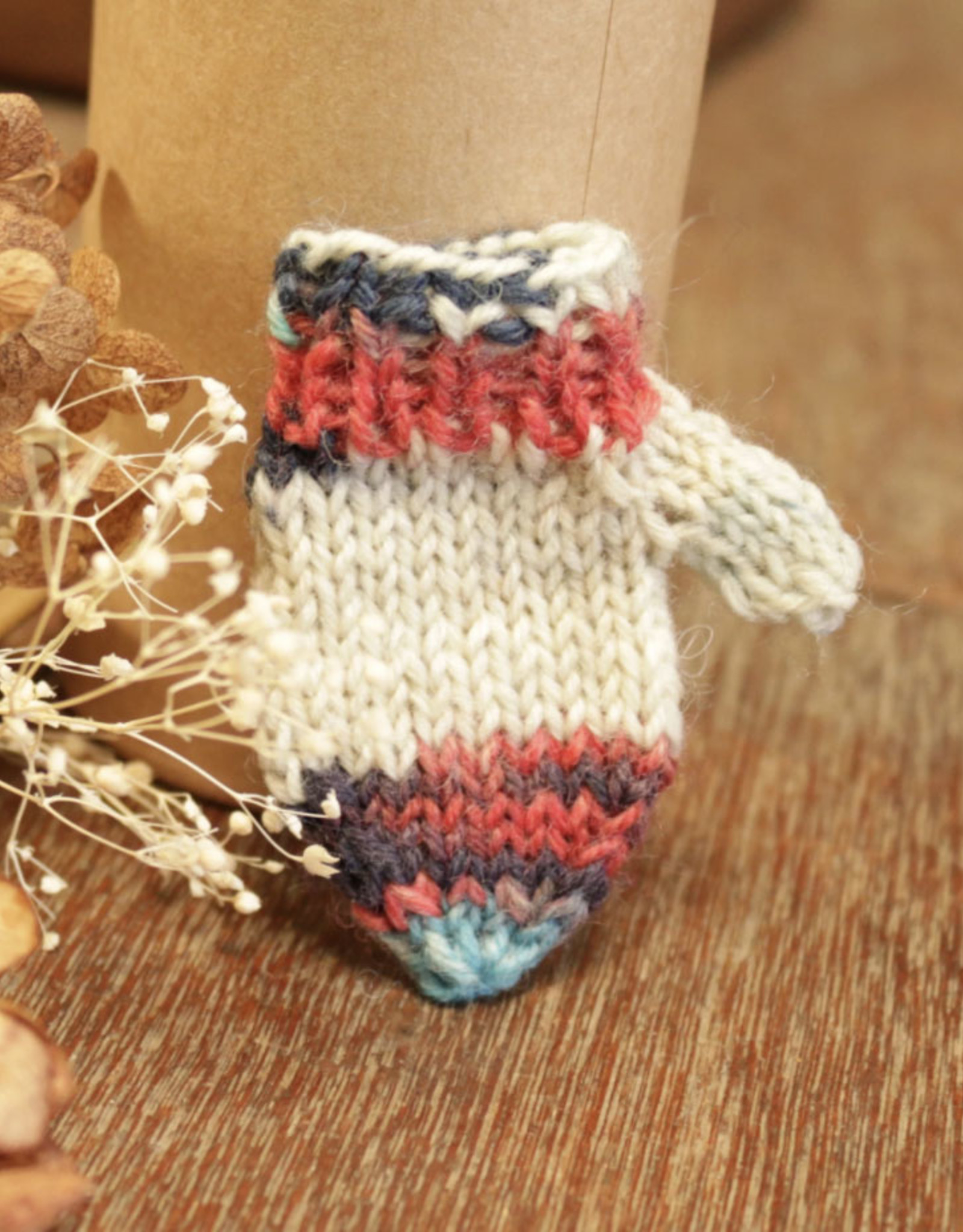 Seeknit Knit Ornament Kit