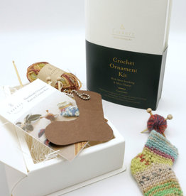 Seeknit Crochet Ornament Kit