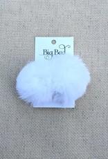 Big Bad Wool Rabbit Pom Set of 2