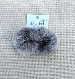Big Bad Wool Rabbit Pom Set of 2