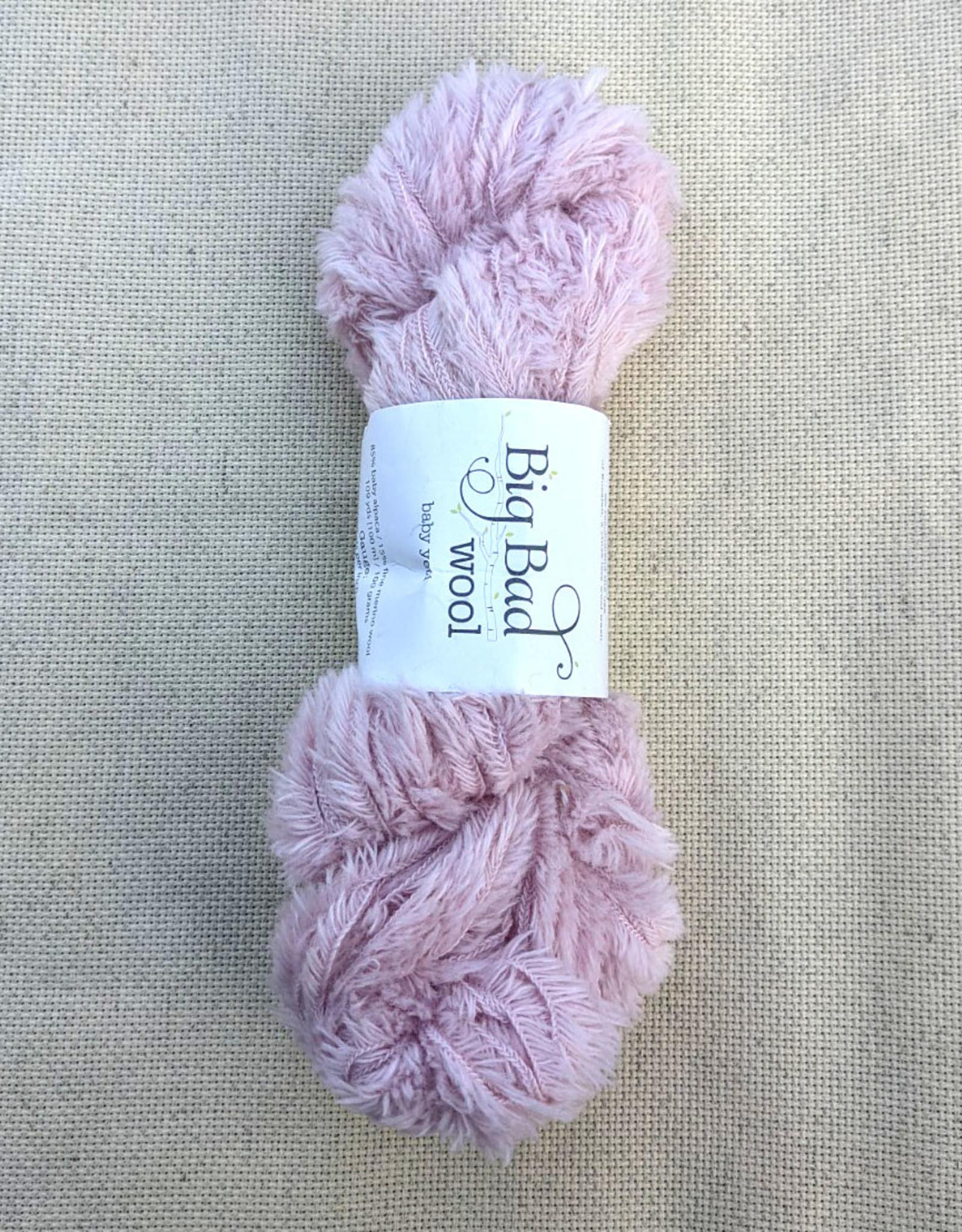Big Bad Wool Baby Yeti