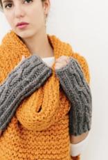 Handspun Hope Odette Hand Warmer Kit
