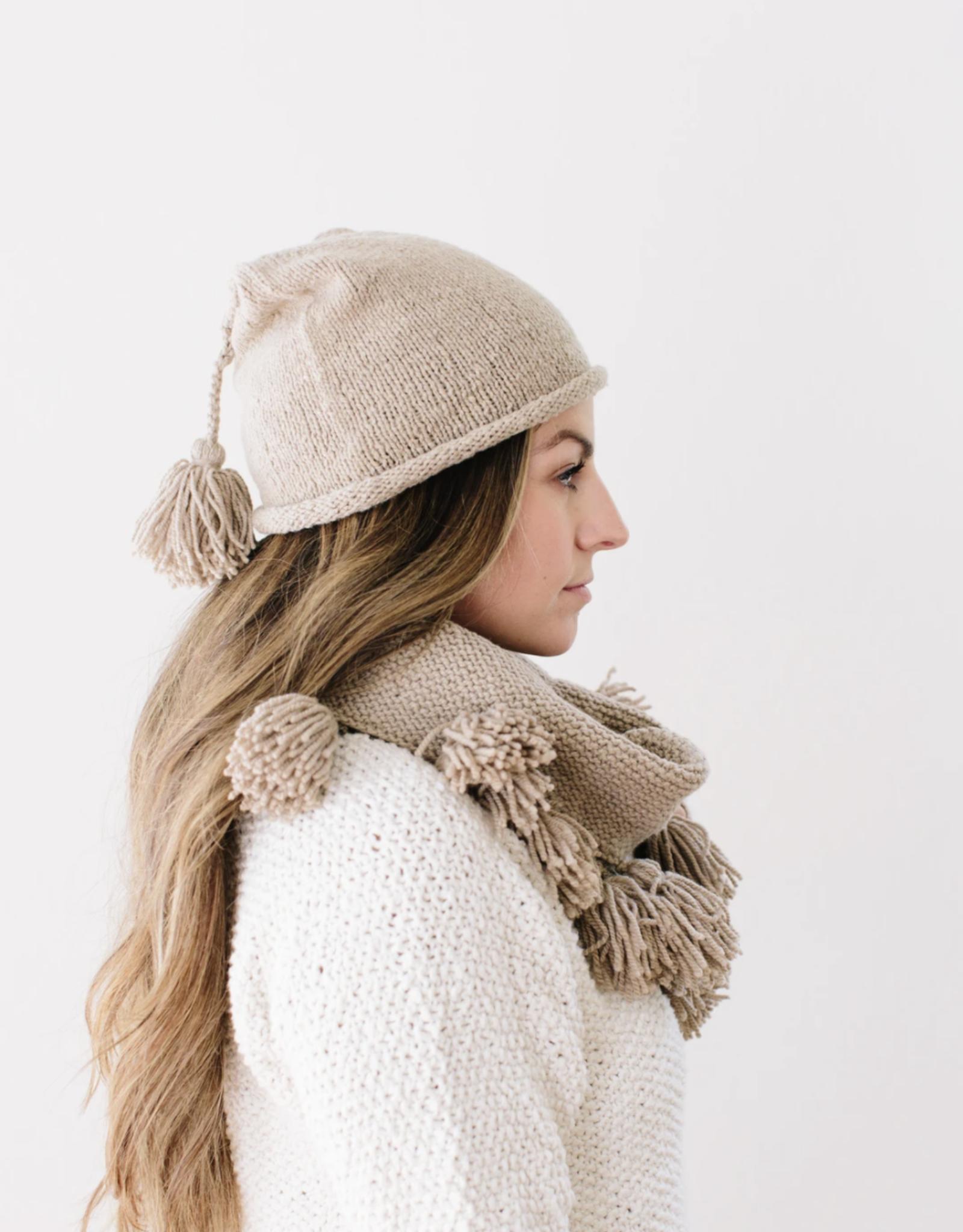 Handspun Hope Chantal Tassel Hat Kit