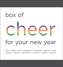 Nina Chicago Box of Cheer for your New Year
