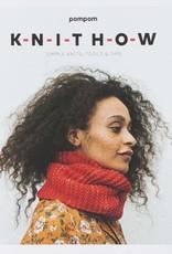 PomPom Magazine Knit How
