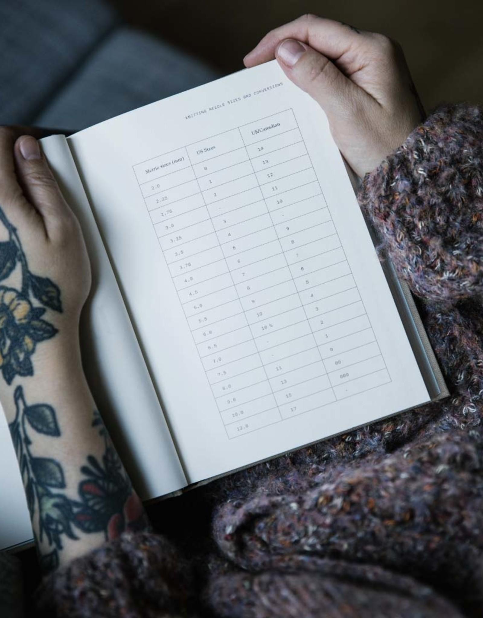Laine Magazine My Knitting Notes