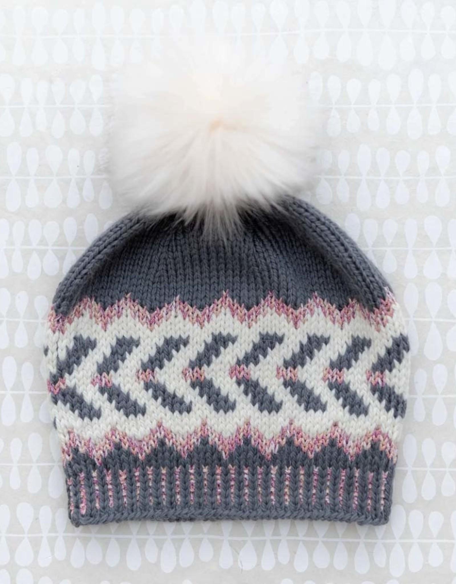 Ikigai Fiber Paka Sparkle Hat Kit
