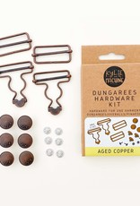 Kylie and the Machine Dungarees Hardware Kit