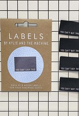 Kylie and the Machine Sew in Labels