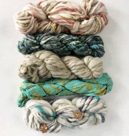 Knit Collage Mini Skein Sampler Kit