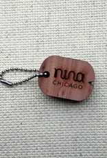 Katrinkles Nina Chicago Cedar Yarn and Thread Cutter
