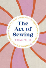 The Act of Sewing by Sonya Philip