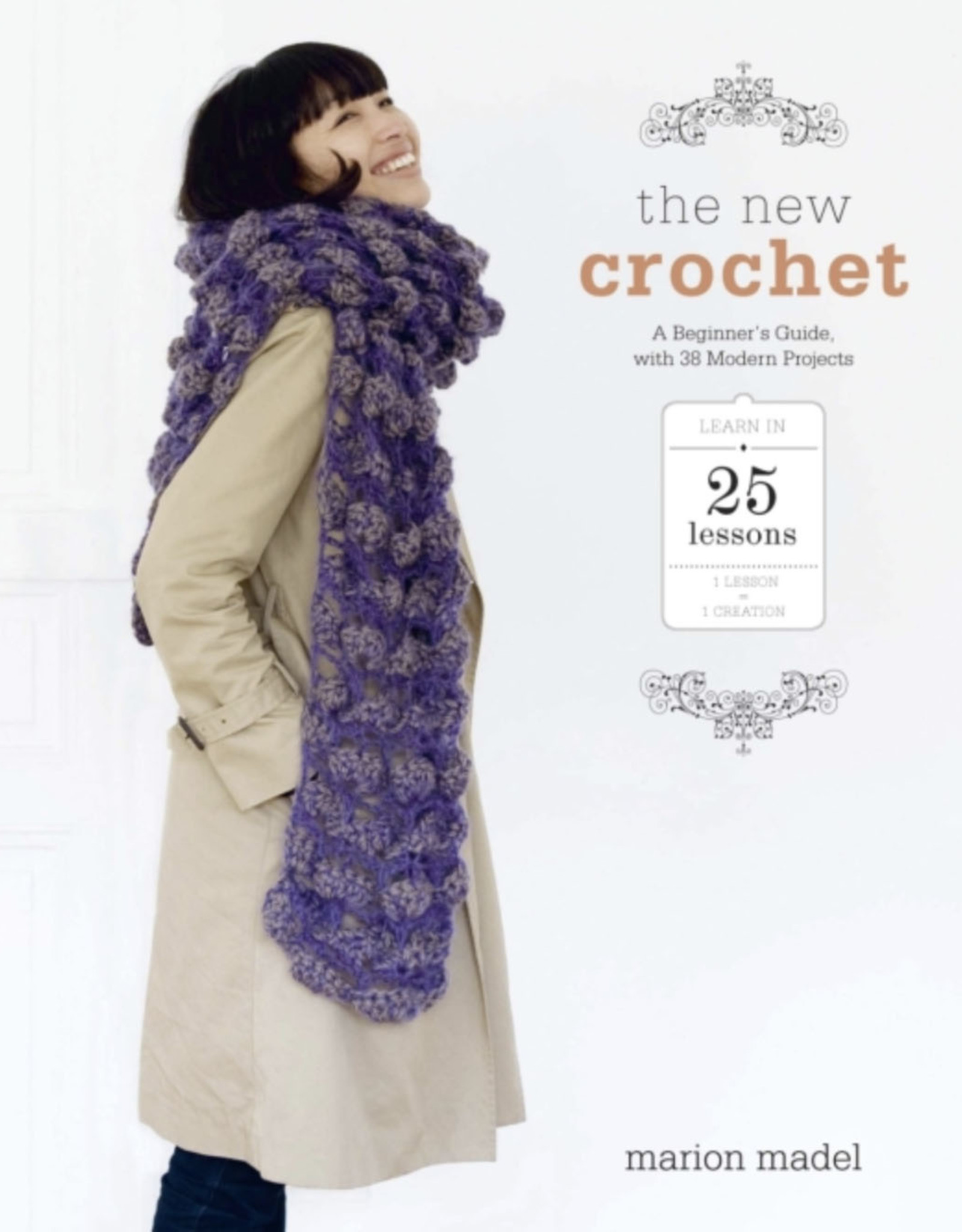 The New Crochet by Marian Madel
