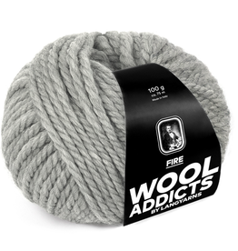 Wool Addict by Lang Yarns Fire