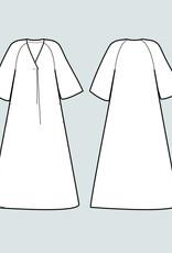The Assembly Line Kaftan Dress