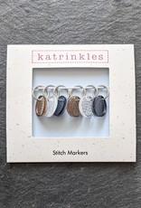 Katrinkles Mirror Knit Stitch Markers