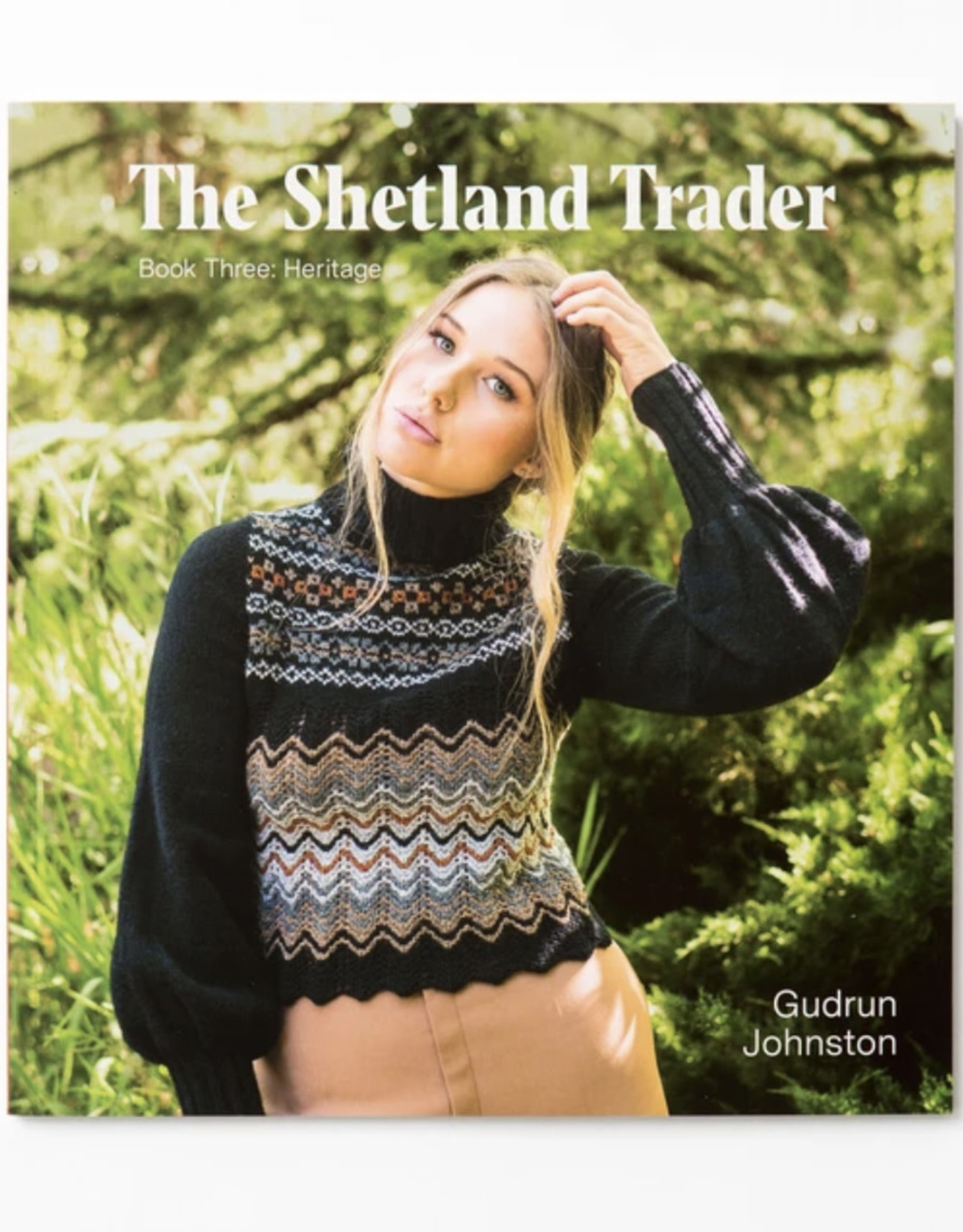 PomPom Press The Shetland Trader: Book 3 Heritage