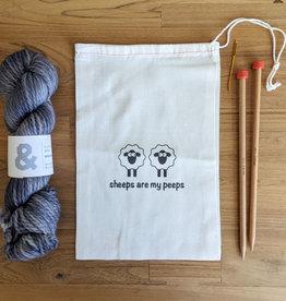 Nina Chicago Learn to Knit/Crochet Kit