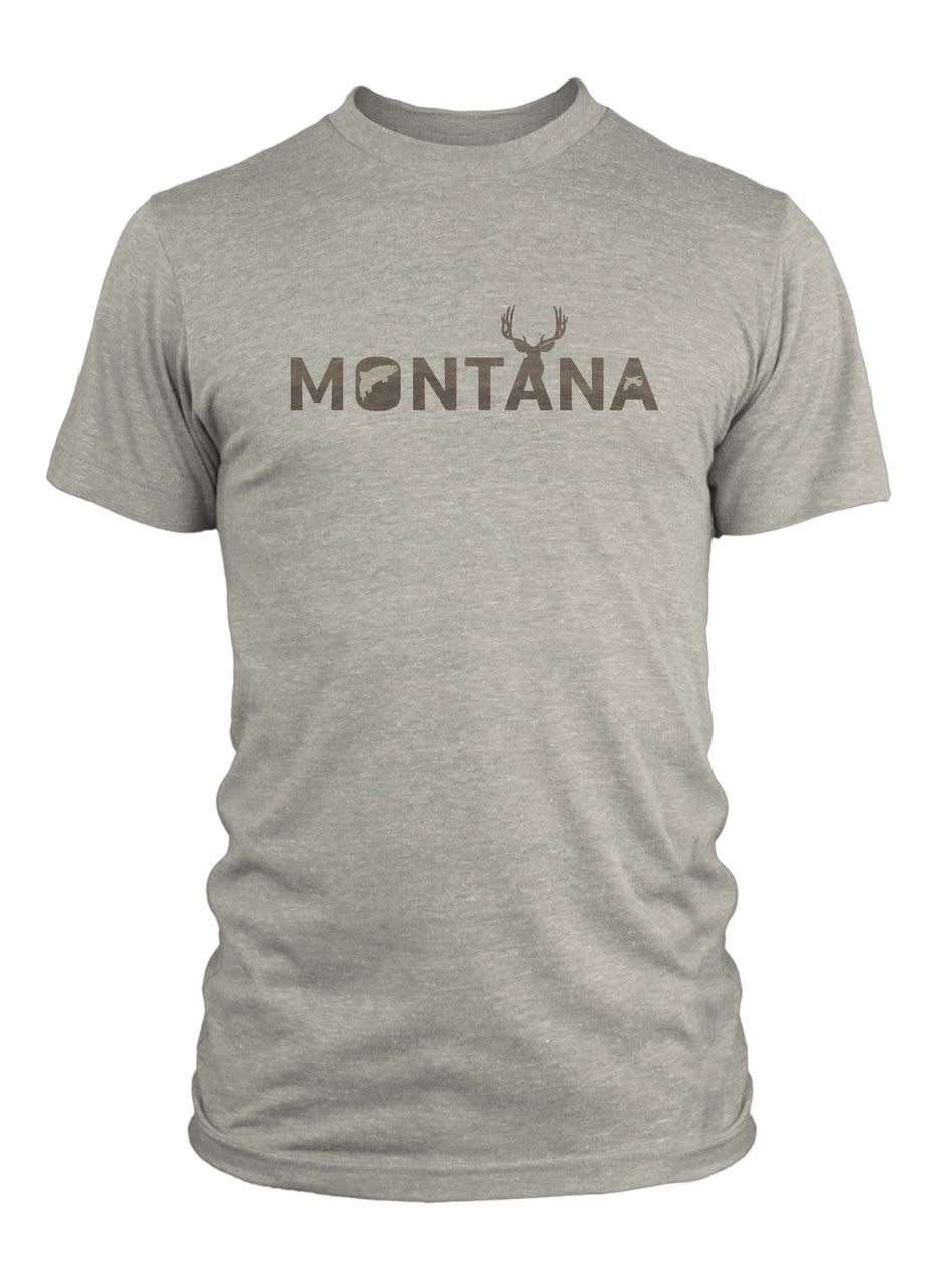 REP YOUR WATER MONTANA SPORTSMAN TEE