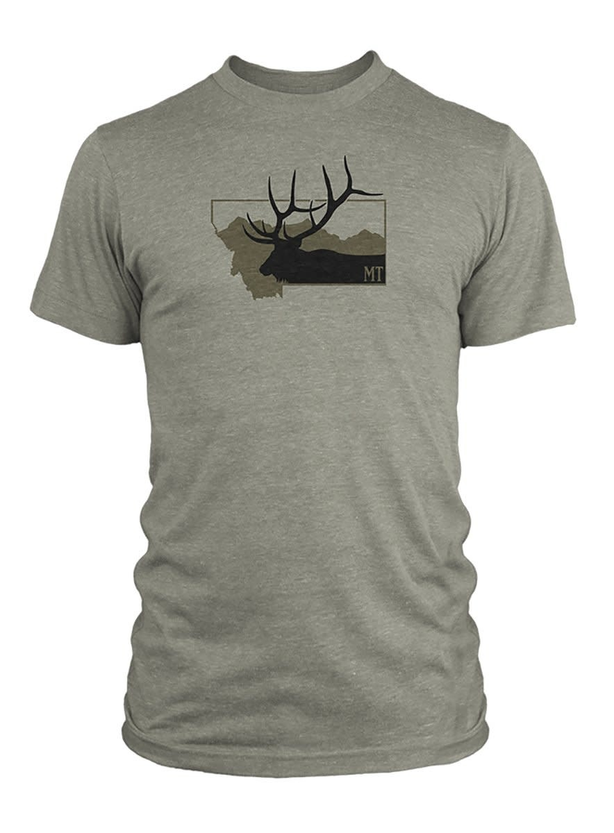 REP YOUR WATER MONTANA WAPITI TEE