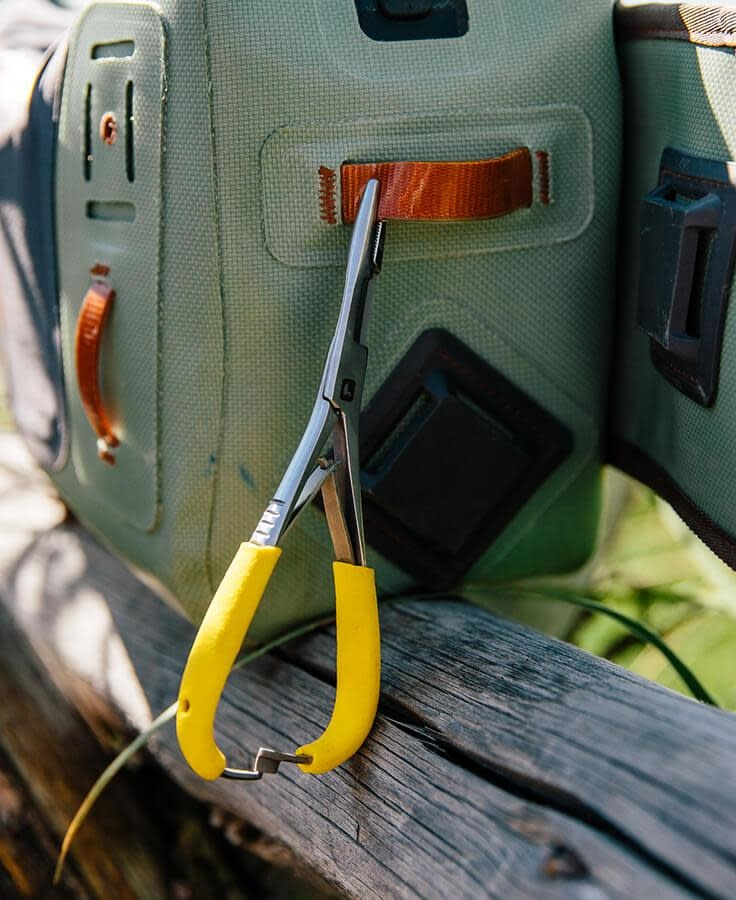 LOON OUTDOORS LOON Classic Mitten Scissor Clamps w/Comfy Grip