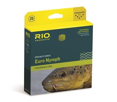 RIO FIPS Euro Nymph Fly Line O/S/O