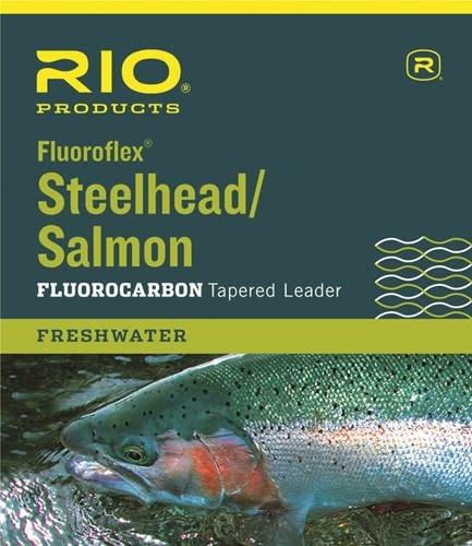 RIO RIO FLUOROFLEX STEELHEAD/SALMON LEADER
