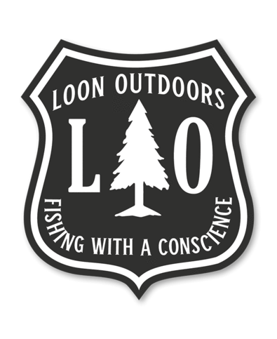 LOON OUTDOORS LOON Shield Sticker