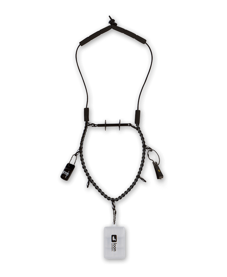 LOON OUTDOORS LOON Neckvest Lanyard (loaded)