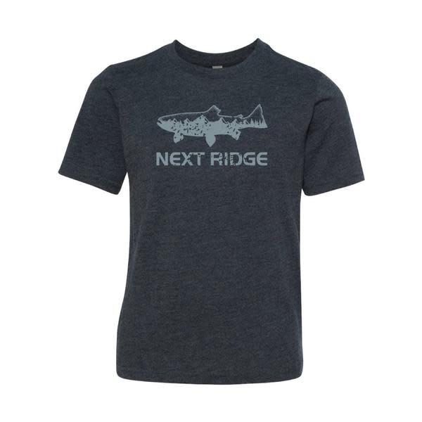 NEXT RIDGE APPAREL NEXT RIDGE KIDS DEER CREEK TROUT T-SHIRT