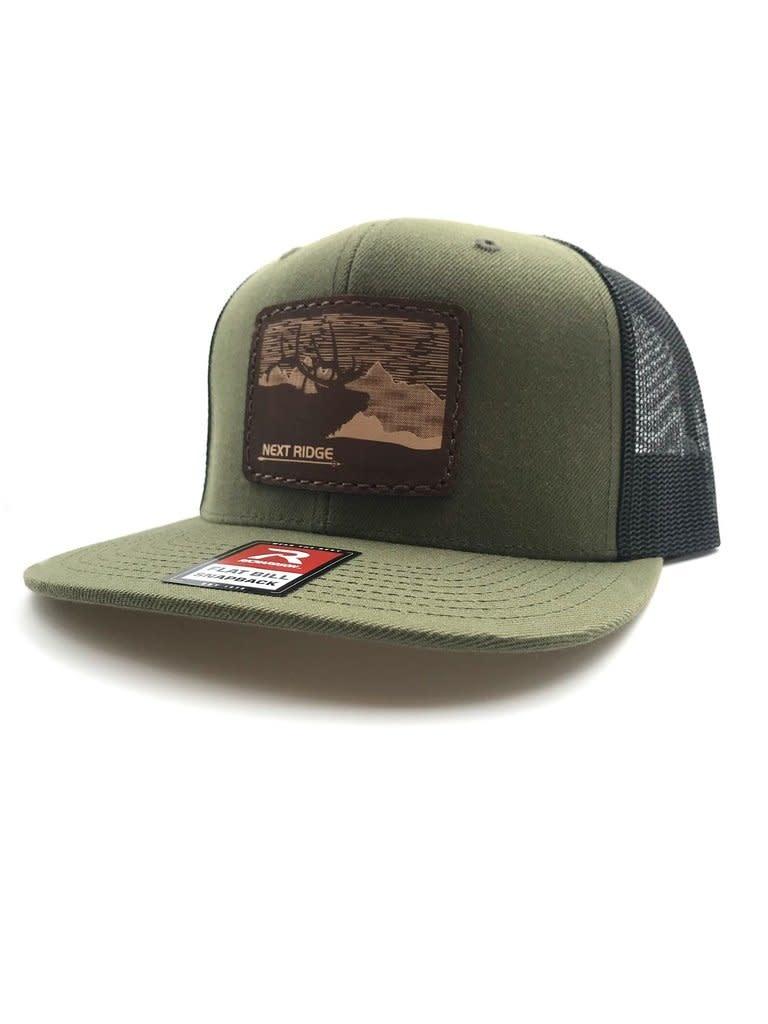 NEXT RIDGE APPAREL NR Elk Country Flatty Loden