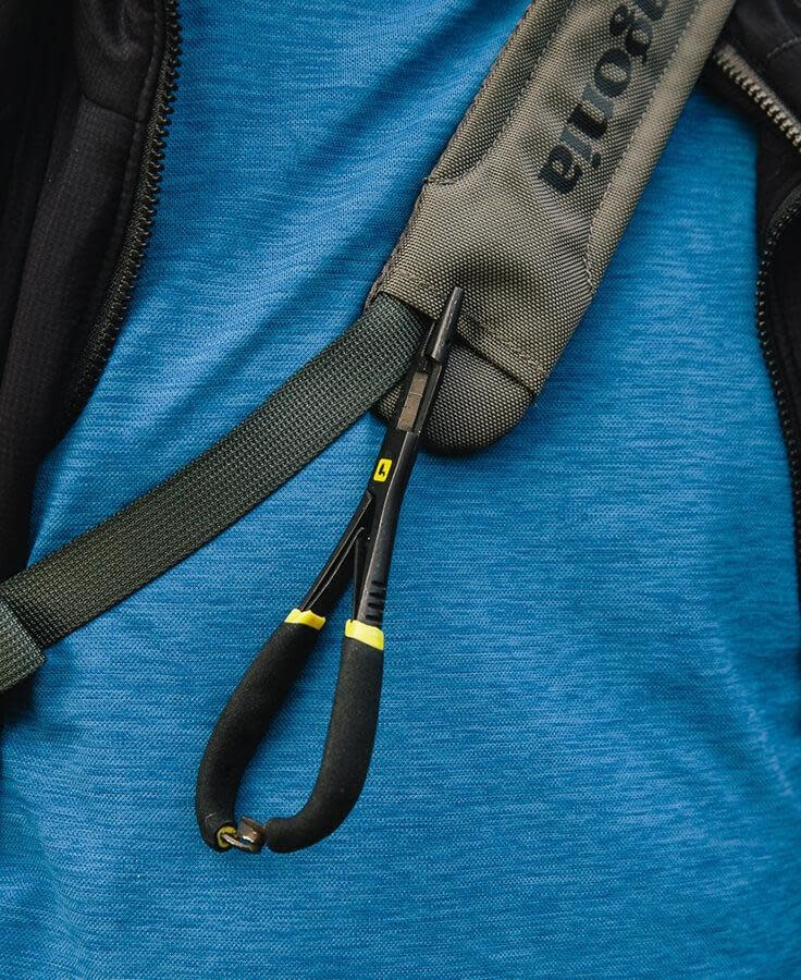 LOON OUTDOORS LOON Rogue Mitten Scissor Clamps w/Comfy Grip